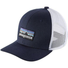 Patagonia Junior's P-6 logo Trucker CapAlive & Dirty