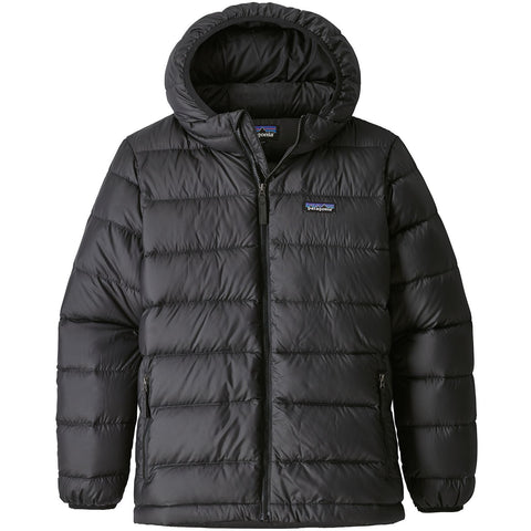 Patagonia Junior's Hi-Loft Down Hooded JacketAlive & Dirty