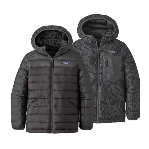 Patagonia Reversible Jacket JuniorAlive & Dirty
