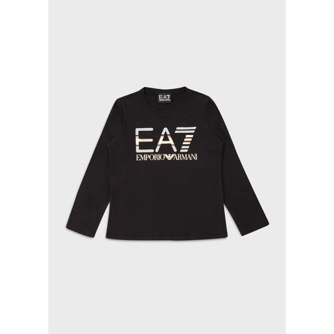 EA7 Big Logo Long Sleeve T-Shirt JuniorAlive & Dirty