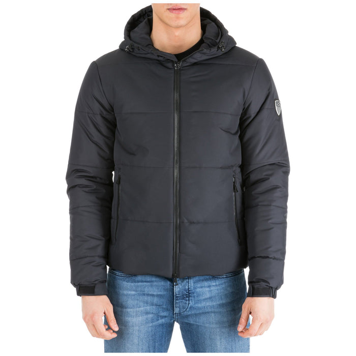 EA7 Baffle Puffer Jacket MenAlive & Dirty
