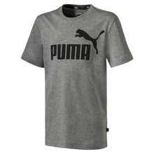 Puma Ess Logo T-Shirt JuniorAlive & Dirty