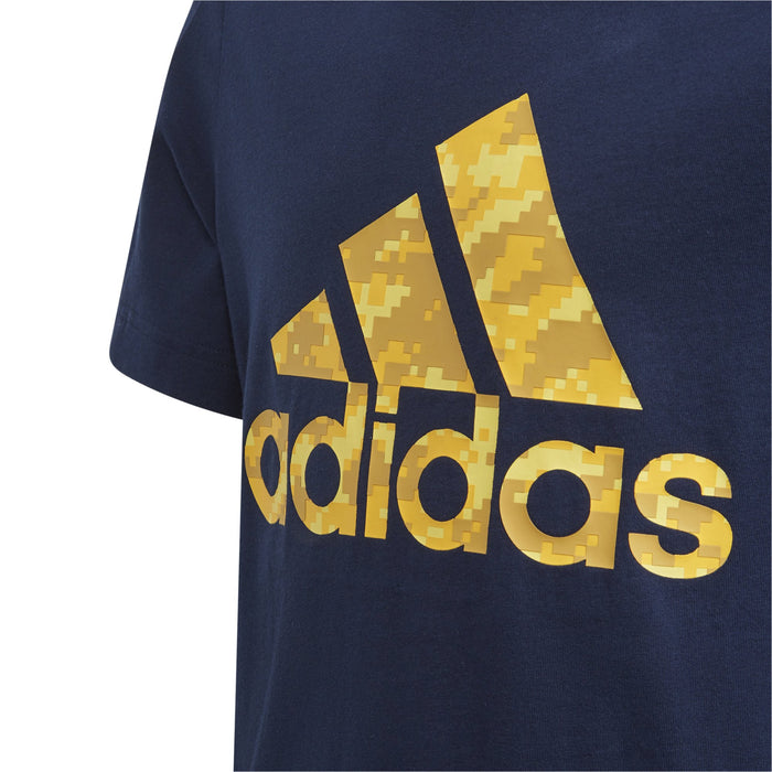 adidas ID T-Shirt JuniorAlive & Dirty