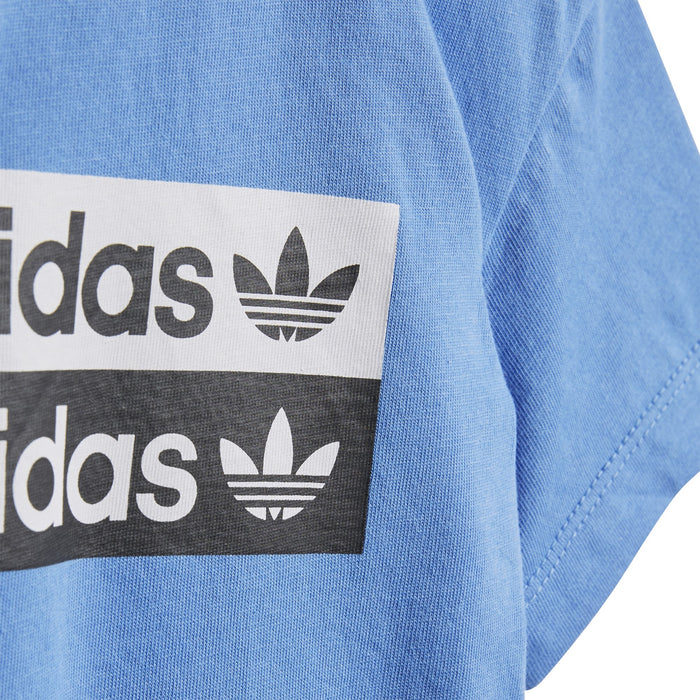 adidas Originals V-ocal T-Shirt InfantAlive & Dirty