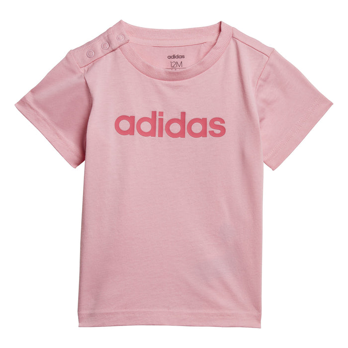 adidas Lin Tee Infant GirlsAlive & Dirty
