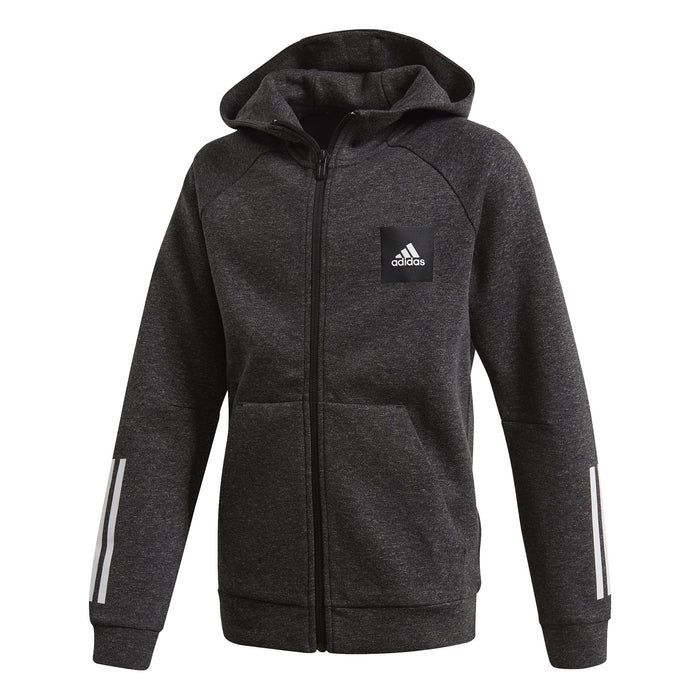 adidas MHE Full Zip Hooded Suit JuniorAlive & Dirty