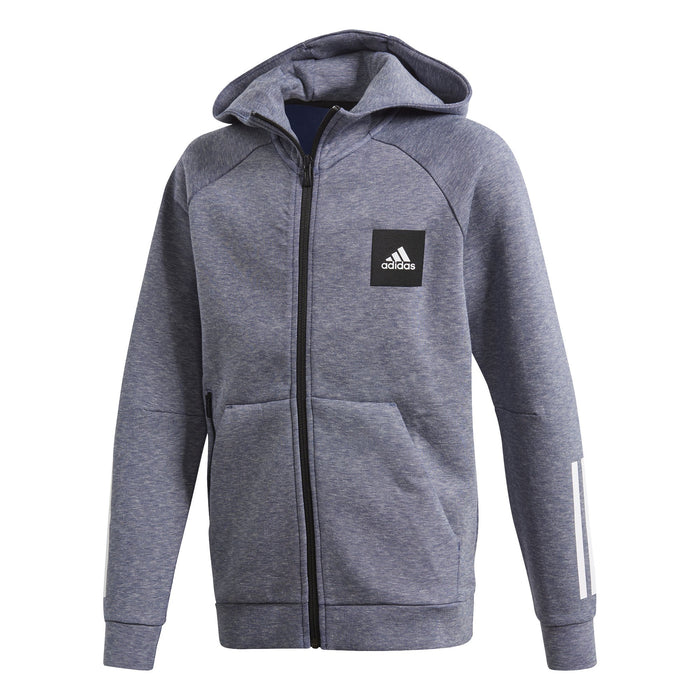 adidas MHE Full-Zip Hooded Tracksuit InfantAlive & Dirty