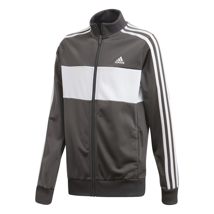 adidas Tiberio Full-Zip Tracksuit JuniorAlive & Dirty