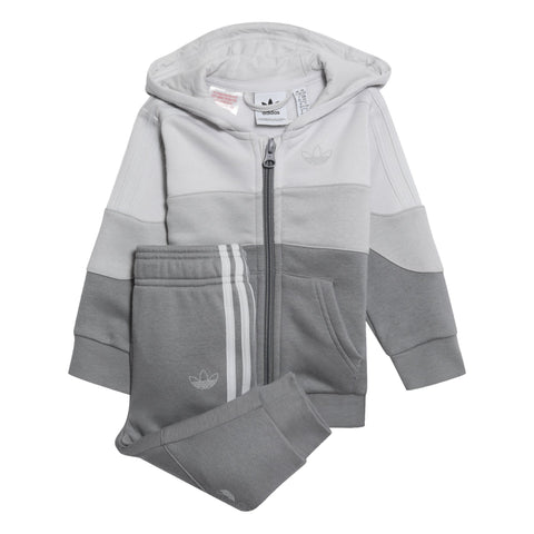 adidas Originals BX2.0 Full Zip Hooded Tracksuit BabyAlive & Dirty