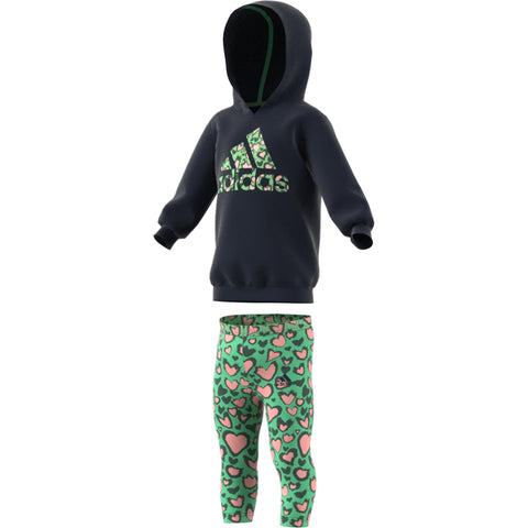 adidas Hooded Dress/Legging BabyAlive & Dirty