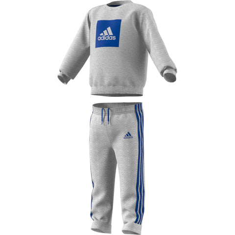 adidas Warm Crew Jogger Tracksuit BabyAlive & Dirty