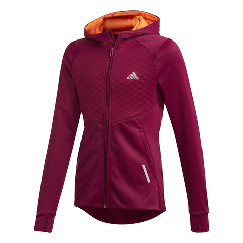 adidas AEROREADY Full-Zip Top JuniorAlive & Dirty