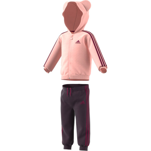 adidas BOA Full Zip Hooded Tracksuit BabyAlive & Dirty