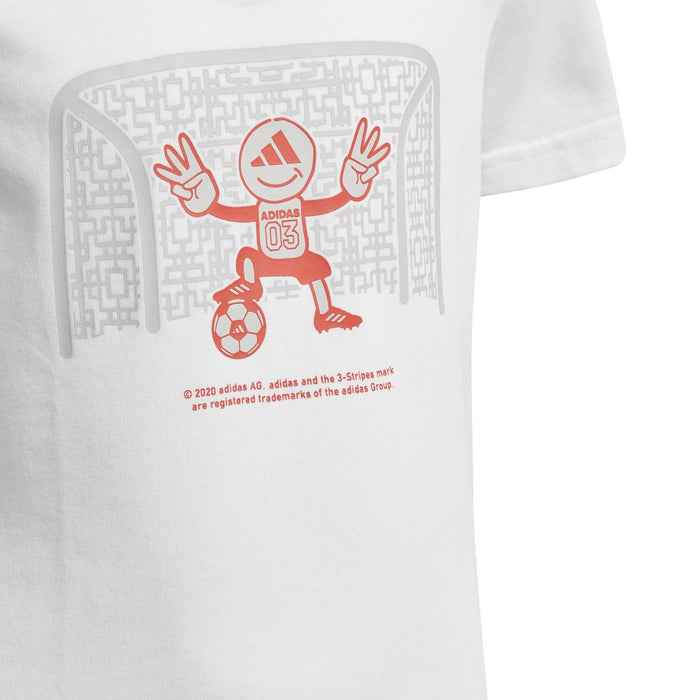 adidas Cotton T-Shirt BabyAlive & Dirty