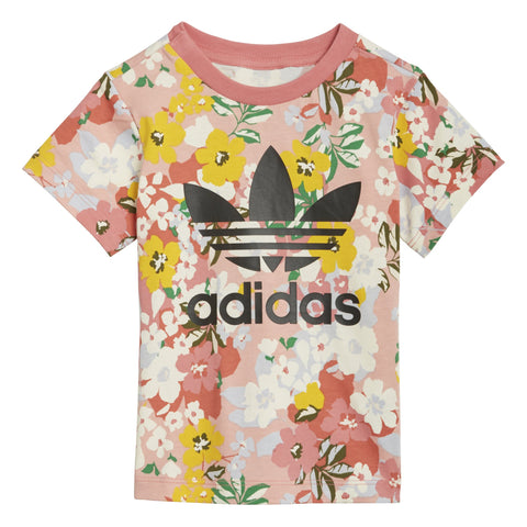 adidas Originals AOP Pack Her Studio London Floral T-Shirt BabyAlive & Dirty