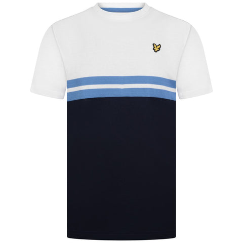 Lyle & Scott Yorke Stripe T-Shirt JuniorAlive & Dirty