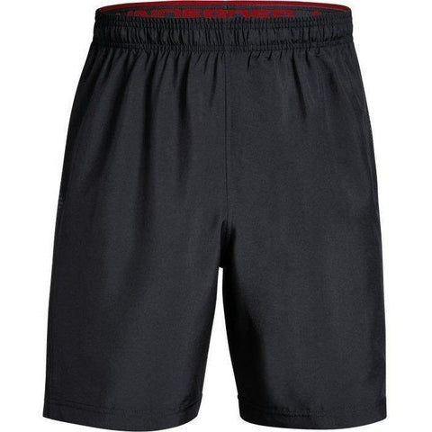 Men's Woven Graphic Shorts - Alive & Dirty