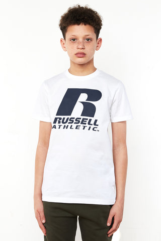 Russell Athletic Logo T-Shirt JuniorAlive & Dirty