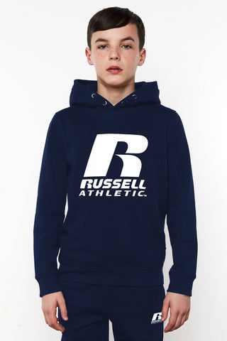 Russell Athletic Logo BB Hooded Suit JuniorAlive & Dirty