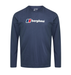 Berghaus Big Corp Logo Long Sleeve T-Shirt MenAlive & Dirty