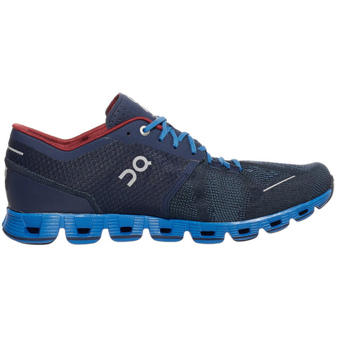 On Running Cloud X Running Shoes MenAlive & Dirty