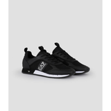 Emporio Armani EA7 Black & White Laces Trainers MenAlive & Dirty