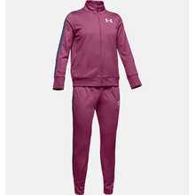 Under Armour EM Knit Tracksuit Junior GirlsAlive & Dirty