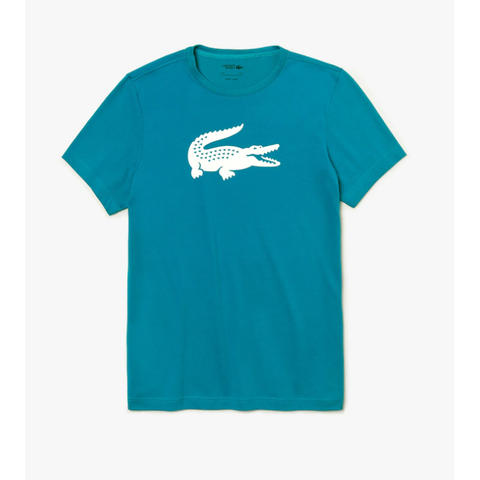 Lacoste Big Croc Logo T-Shirt MenAlive & Dirty