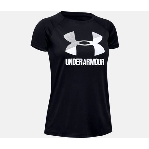 Under Armour Big Logo T-Shirt JuniorAlive & Dirty