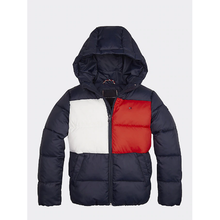 Tommy Hilfiger Padded Flag Jacket InfantAlive & Dirty