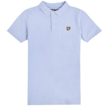 Lyle & Scott Classic Ss Polo InfantsAlive & Dirty