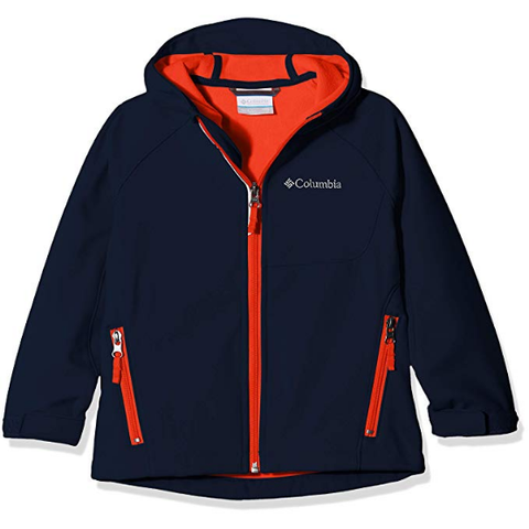 Columbia Cascade Softshell Jacket JuniorAlive & Dirty