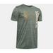 Under Armour Crossfade Tee JuniorAlive & Dirty