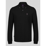 Luke 1977 New Bil Lion Long Sleeve Polo MenAlive & Dirty
