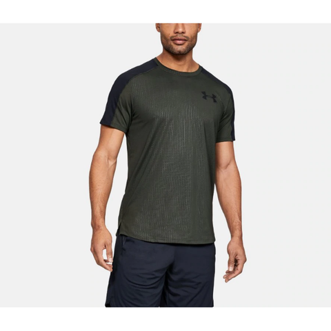 Under Armour MK1 Emboss SS Tee MenAlive & Dirty