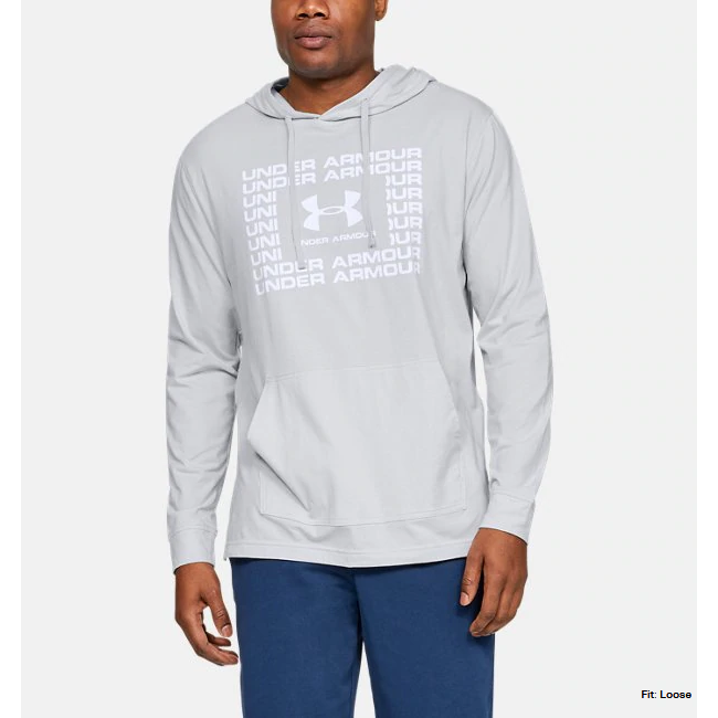 Under Armour Sportstyle Hoody Men'sAlive & Dirty