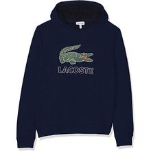 Lacoste Big Logo Hooded Tracksuit JuniorAlive & Dirty