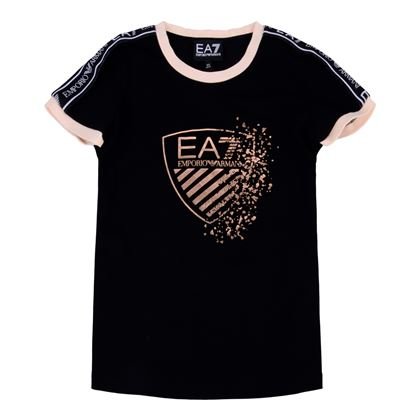 EA7 Big Logo T-Shirt JuniorAlive & Dirty