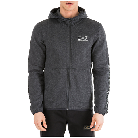 EA7 Jersey FZ Hoody Men'sAlive & Dirty