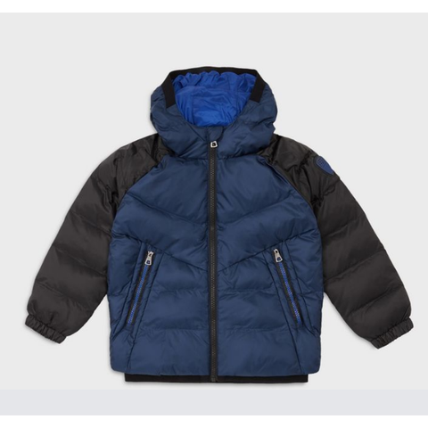 EA7 Puffer FZ Jacket JuniorAlive & Dirty