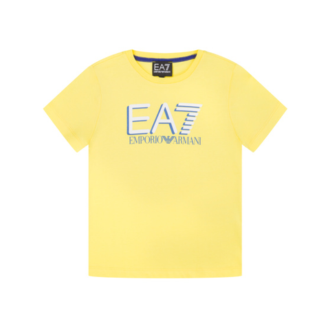 EA7 Visibility Tee JuniorAlive & Dirty