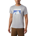 Columbia Zero Rules GFX T-Shirt MenAlive & Dirty