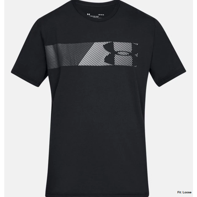 Under Armour Chest 2.0 T-Shirt MenAlive & Dirty