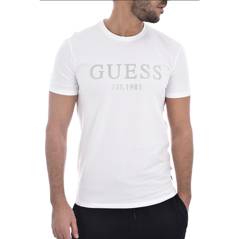 Guess Logo T-Shirt MenAlive & Dirty