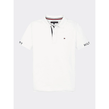Tommy Hilfiger Sleeve Text Polo InfantAlive & Dirty