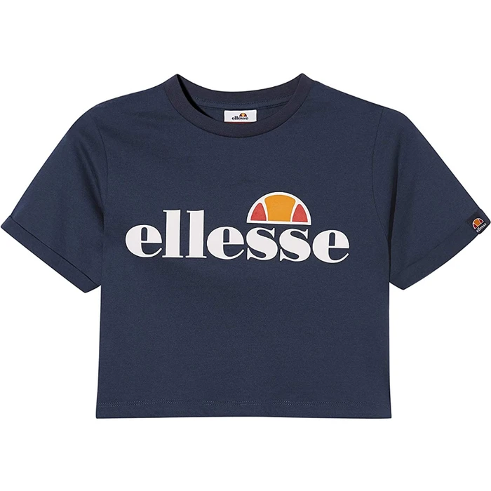 Ellesse Nicky Crop T-Shirt InfantAlive & Dirty