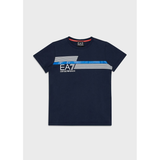 Emporio Armani EA7 Lines T-Shirt InfantAlive & Dirty