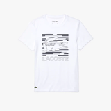Lacoste Croco Lines T-Shirt MenAlive & Dirty