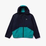 Lacoste 2Tone Windbreaker Jacket JuniorAlive & Dirty