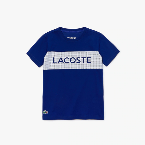 Lacoste Dotted T-Shirt JuniorAlive & Dirty